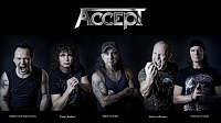 For the first time in Donetsk! The legendary band ACCEPT!
